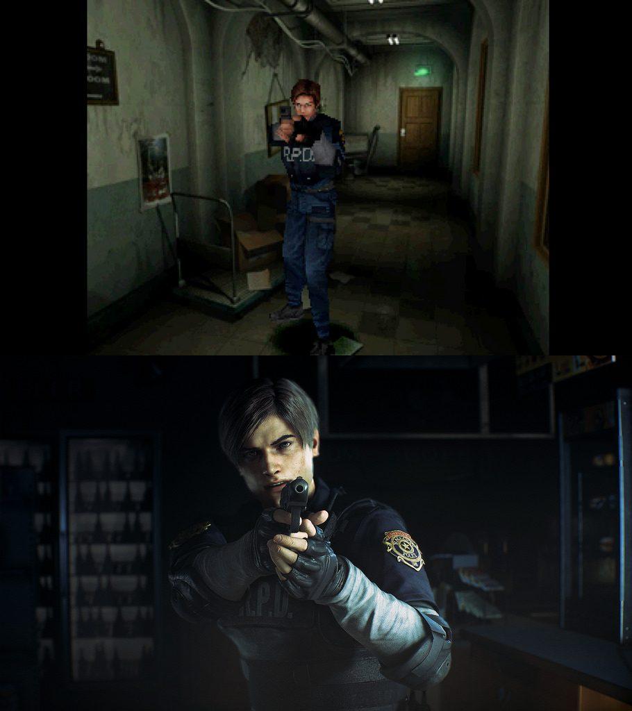 Resident Evil 2 remake separerà le due campagne di Leon e Claire 2