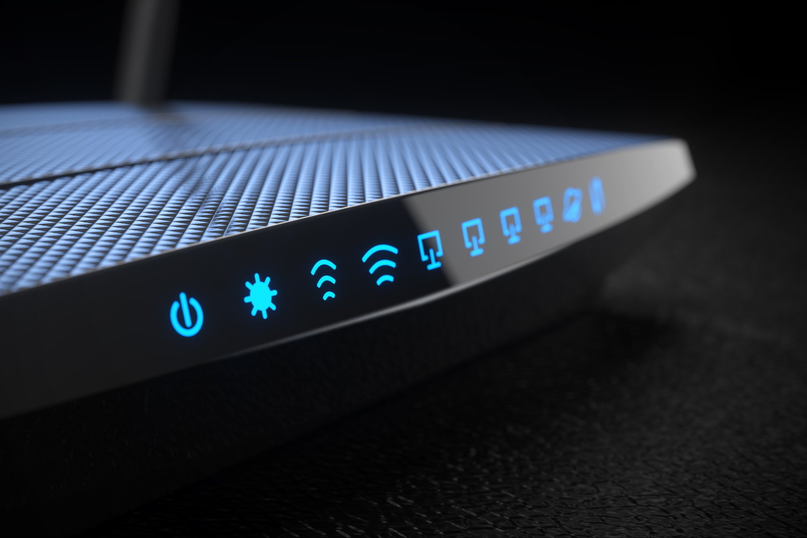 Router WPA3Modem Libero