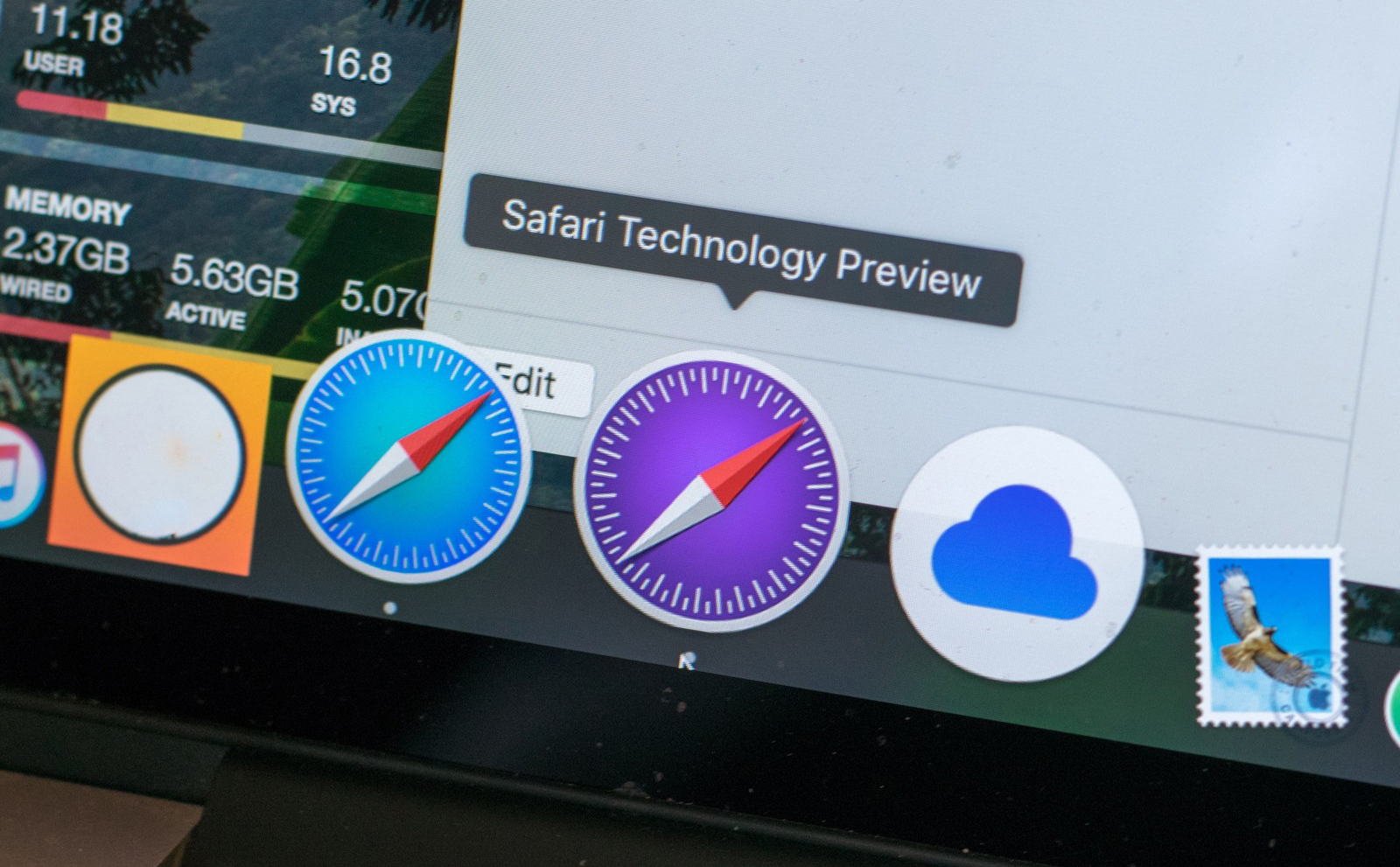 Safari Technology Preview 58