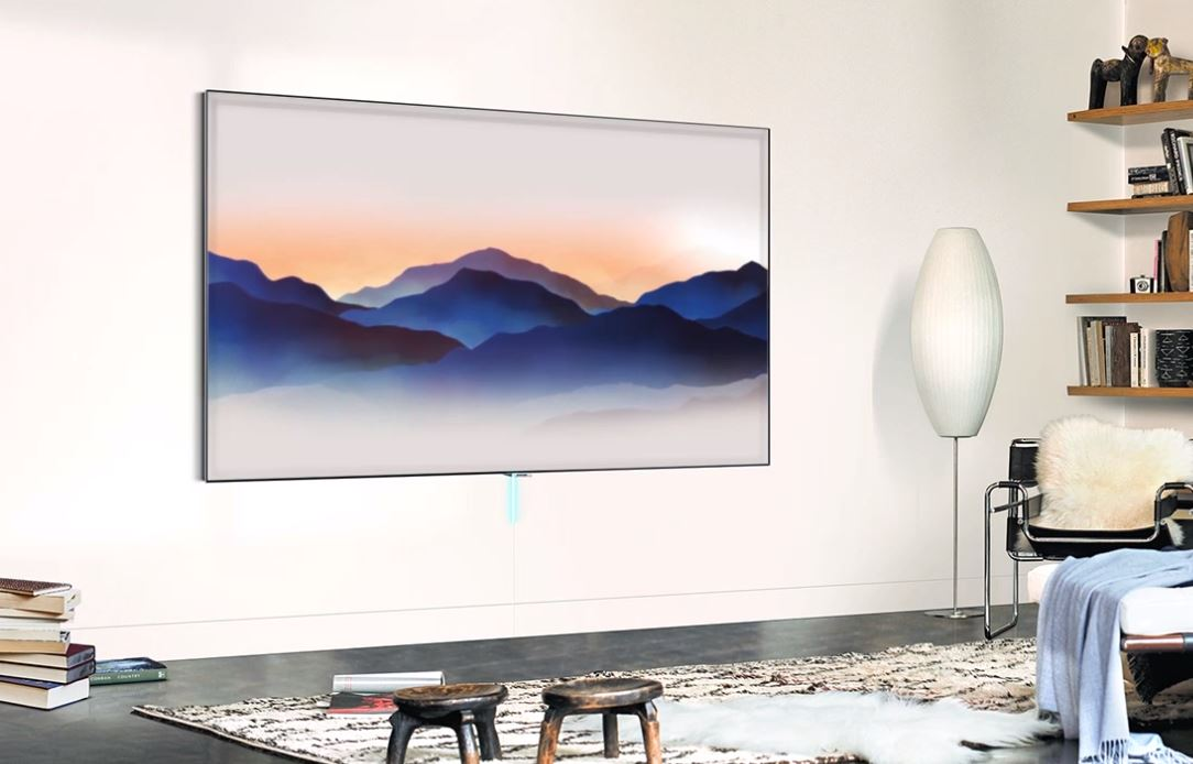 Samsung Smart TV QLED 2018