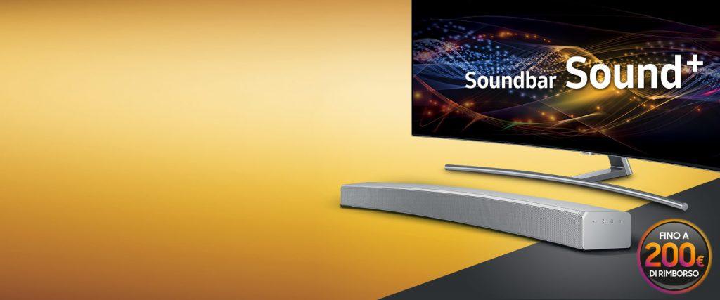 Samsung Smart TV QLED 250 rimborso