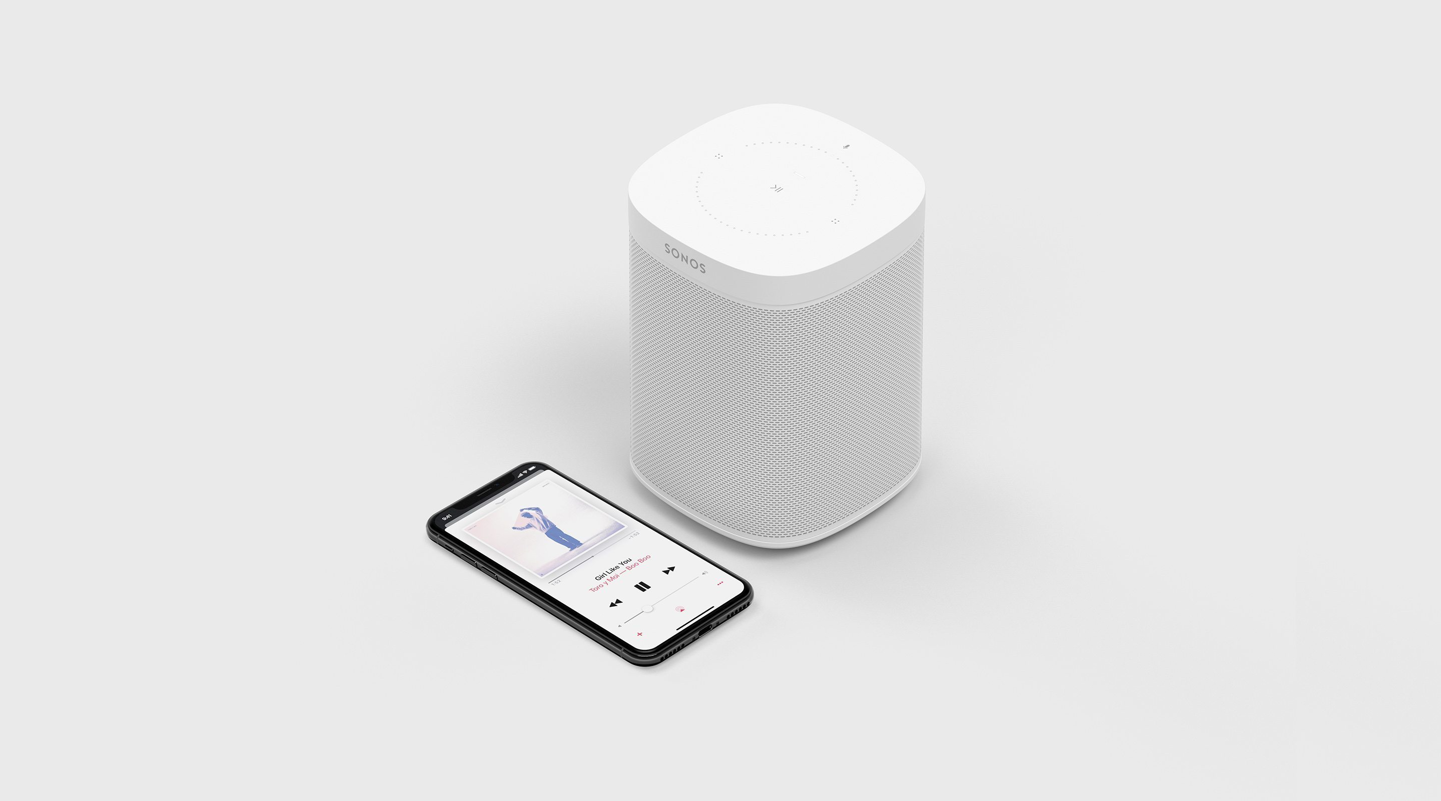 Sonos One AirPlay 2