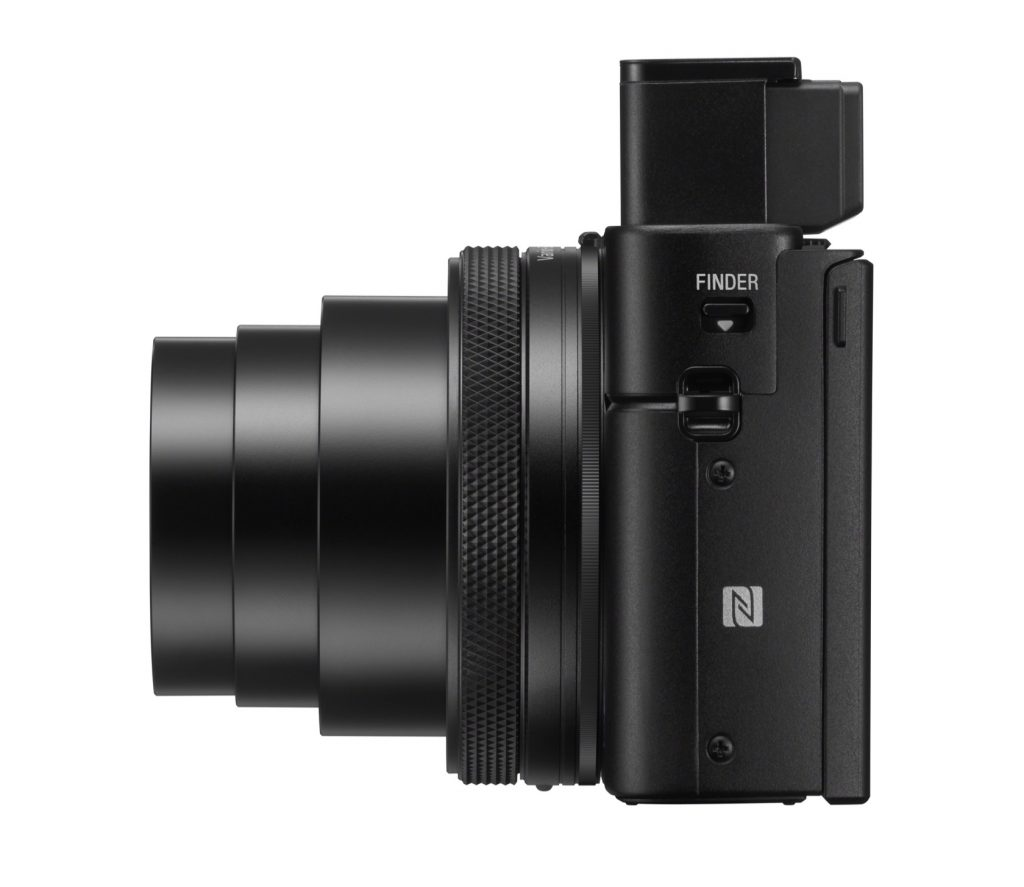 Sony RX100 VI è una nuova compatta che vuol fare la voce grossa 1