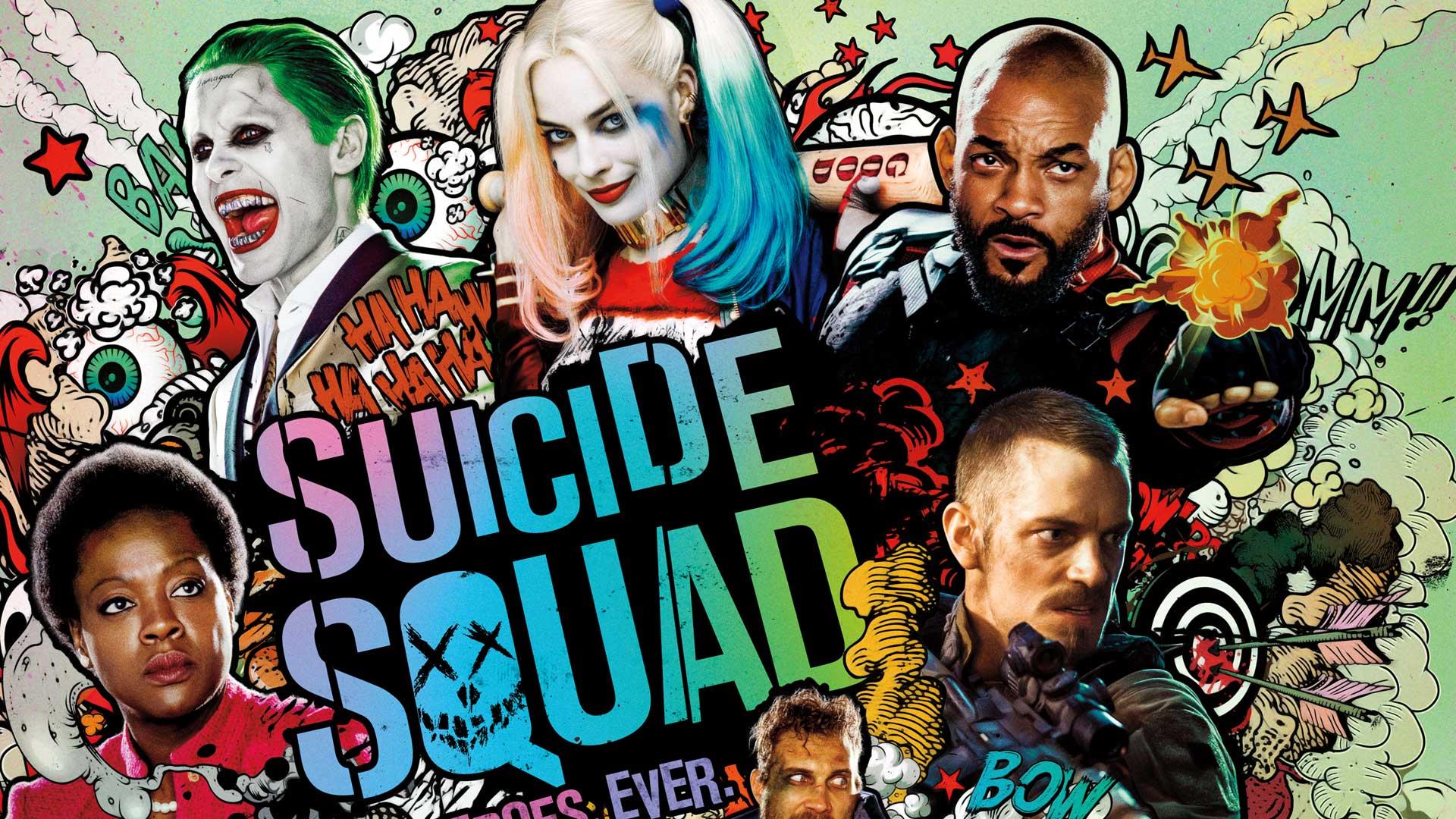 Suicide Squad Infinity
