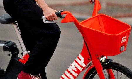 Uber Jump bike-sharing