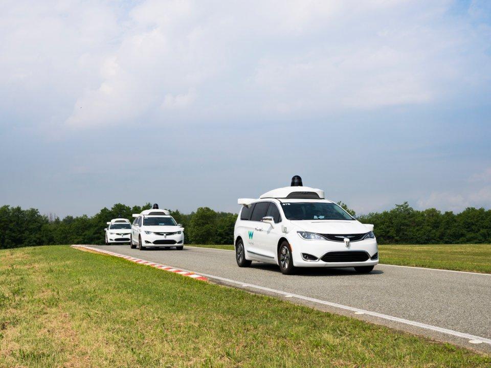 Waymo auto a guida autonoma Italia