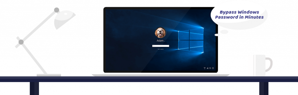 Come recuperare password Windows 1