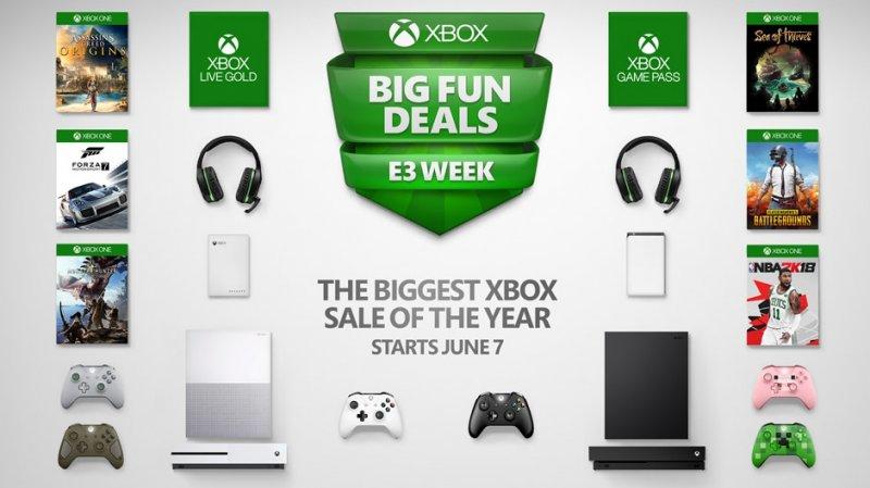 Days of Play e sconti pre-E3 disponibili per PS4 e Xbox One 2