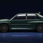 Tanto carbonio e un motore performante per il nuovo restomod del Deltone 3