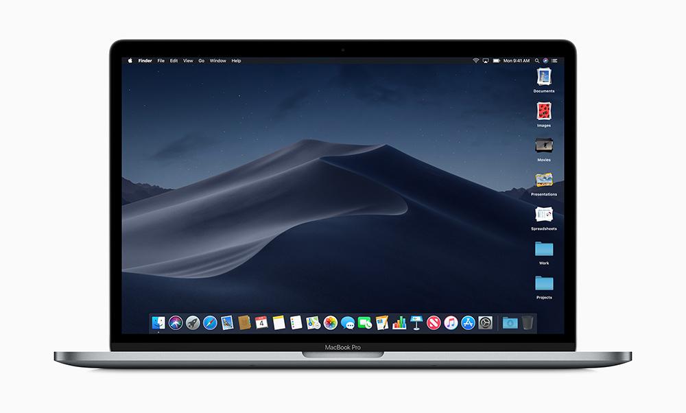 MacOS 10.14 Mojave è ufficiale: Dark Mode, Apple News e molto altro 2