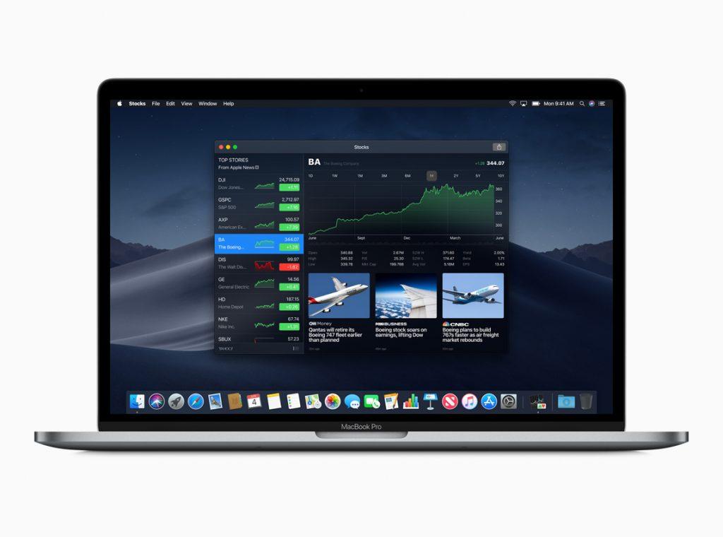 MacOS 10.14 Mojave è ufficiale: Dark Mode, Apple News e molto altro 5