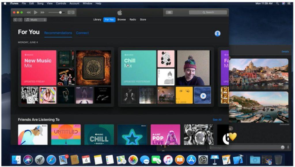 MacOS 10.14 Mojave è ufficiale: Dark Mode, Apple News e molto altro 1