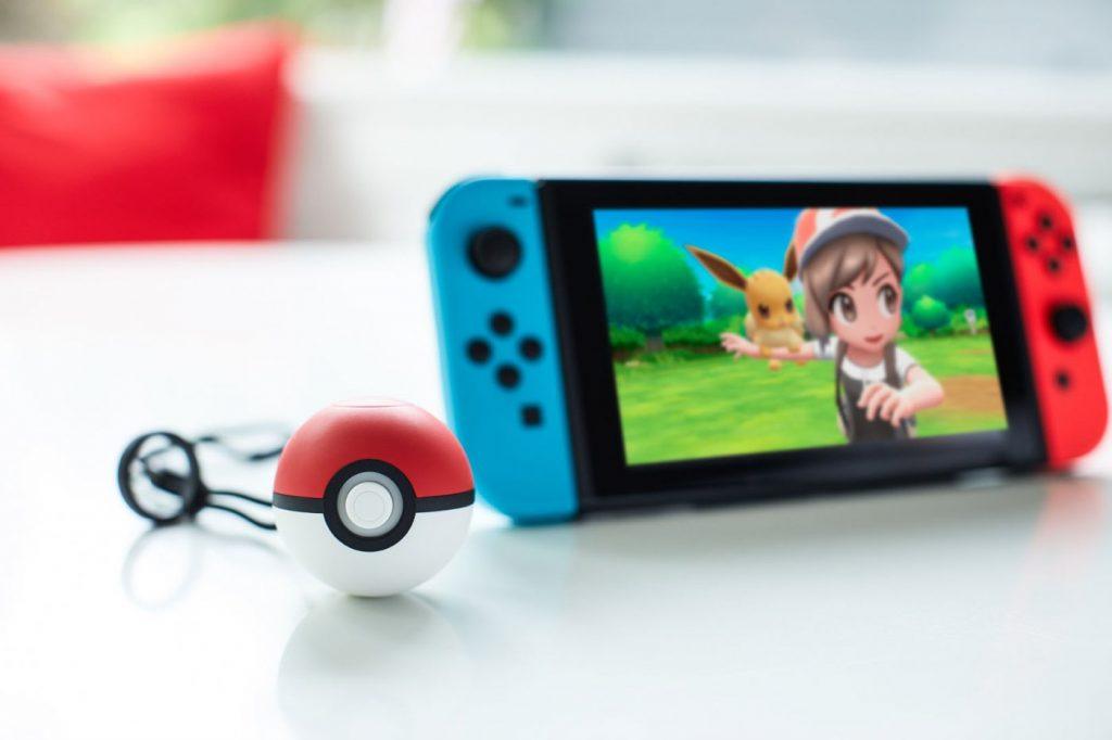 Nintendo, Poké Ball Plus