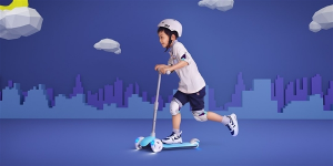 Xiaomi pensa ai più piccoli con Xiaomi Mini Rabbit Scooter 1
