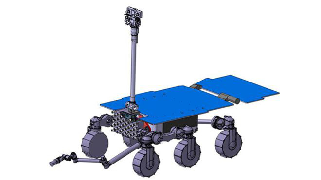 Airbus progetto rover Marte