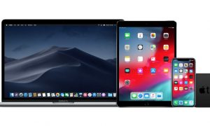 Apple Beta iOS 12, watchOS 5, macOS 10.14 e tvOS 12