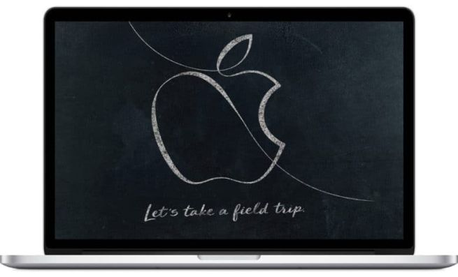 Apple Educational Back to School