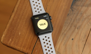 Apple Watch watchOS 5 Walkie Talkie