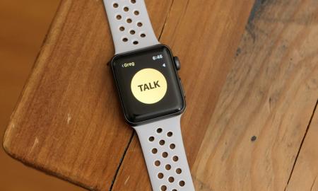 Apple Watch watchOS 5 Walkie Talkie