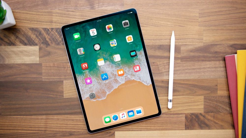 Apple iPad Face ID