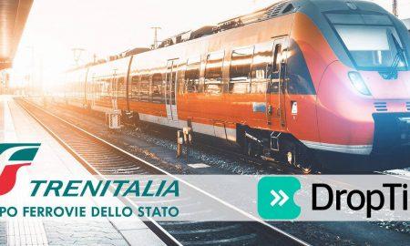 Biglietti Trenitalia DropTicket