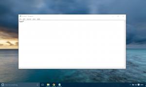 Blocco Note Windows 10
