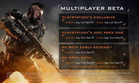 Call of Duty Black Ops 4 multiplayer beta