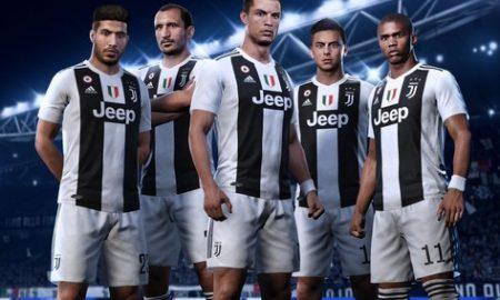 Cristiano Ronaldo Juventus FIFA 19