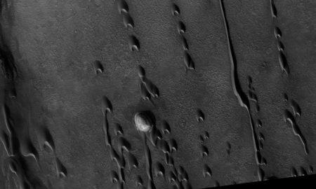 Dune fantasma di Marte
