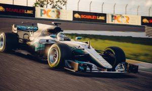 Gran Turismo Sport Mercedes-AMG F1 W08 EQ Power+
