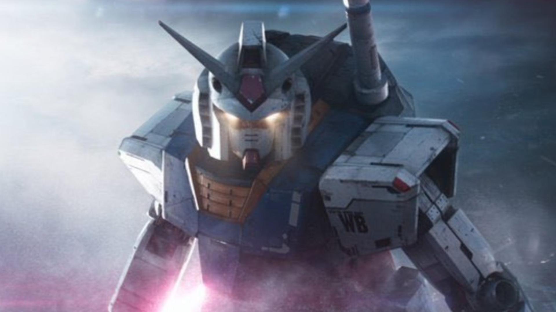Gundam: Legendary e Sunrise annunciano un adattamento live-action!