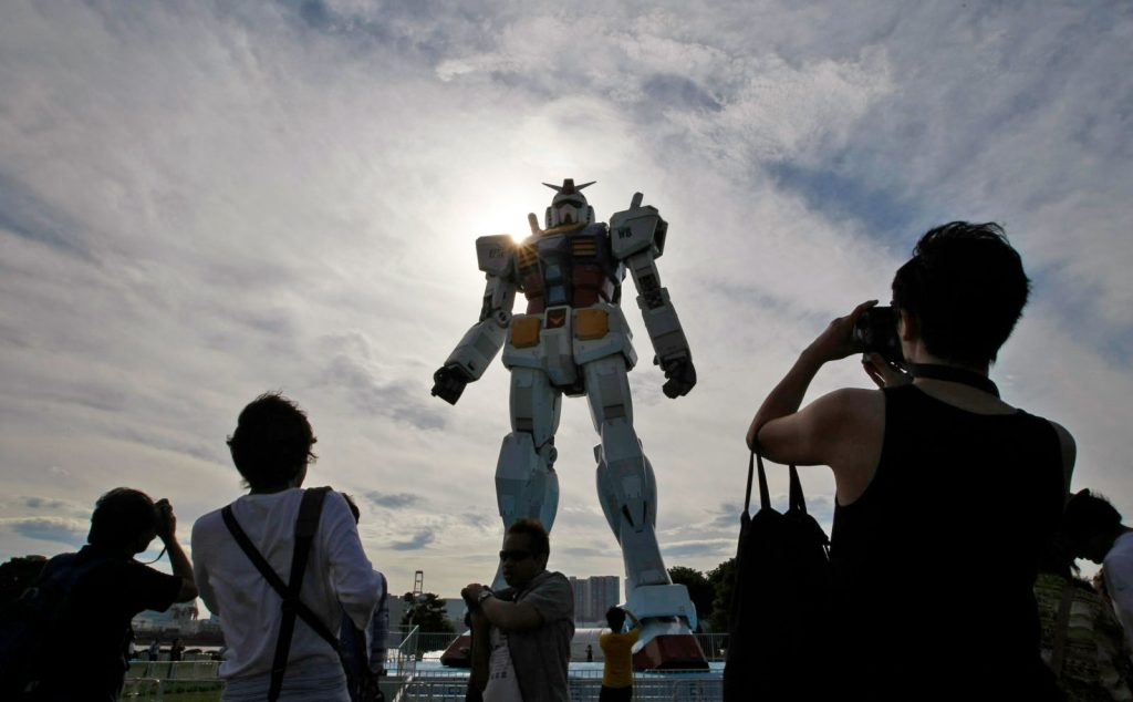 Gundam: la Legendary al lavoro sul live action ispirato al media franchise