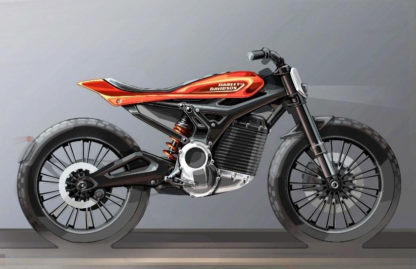 Harley-Davidson debutterà con una motocicletta elettrica nel 2019 1