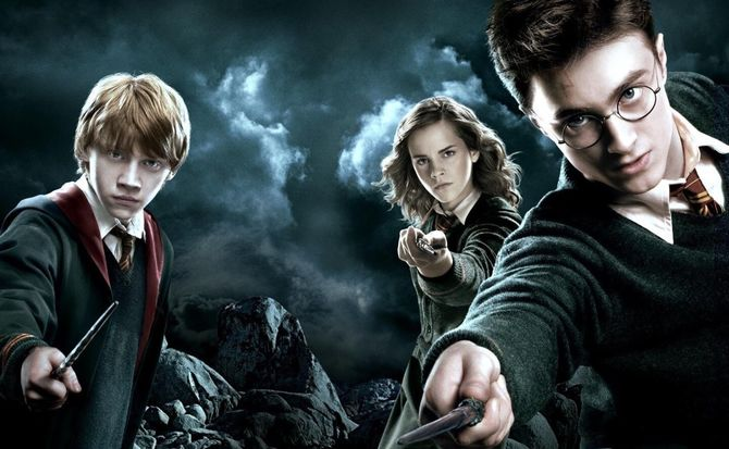 Harry Potter Mediaset Premium