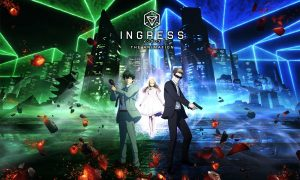Ingress Anime Netflix