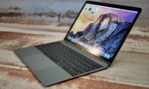 Intel Amber Lake MacBook 12