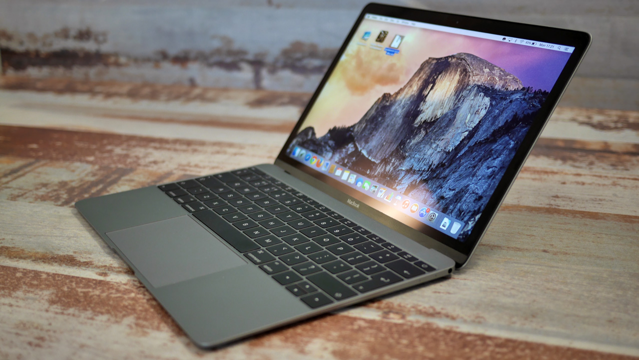 Intel Amber Lake MacBook 12