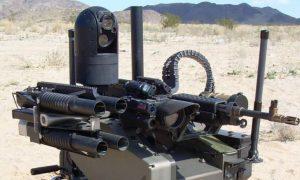 Intelligenza artificiale armi