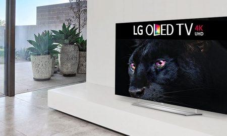 LG OLED 2016