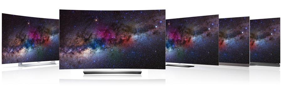 Un nuovo aggiornamento migliora il Dolby Vision sui TV LG OLED 2016 1