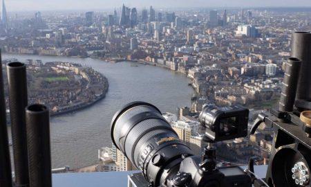 Londra timelapse gigapixel