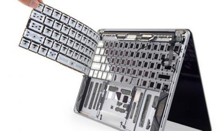 MacBook Pro tastiera