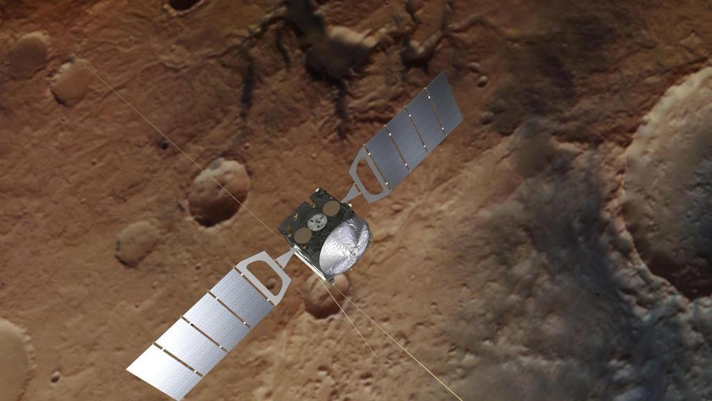 Acqua liquida su Marte, scoperta incredibile di un team di ricercatori italiano 1