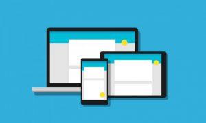 Material Design Google Chrome