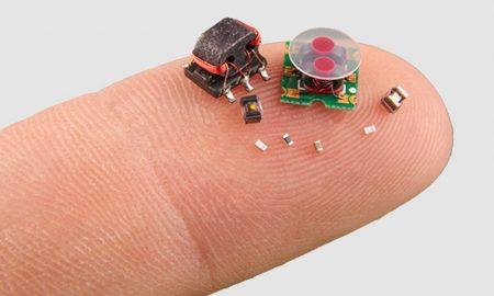 Micro Robot DARPA
