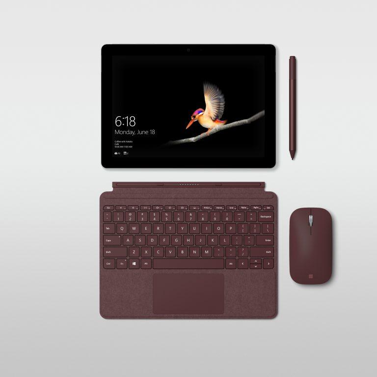 Microsoft Surface Go è ufficiale ed ha intenzione di spodestare l'iPad [AGGIORNATO] 2