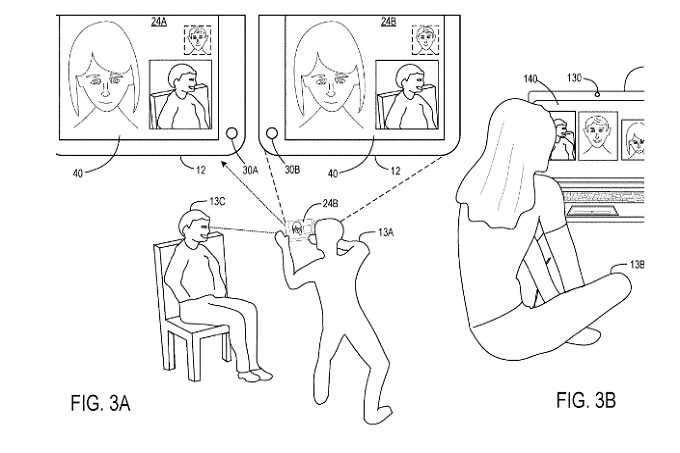 Il futuro di Microsoft in questi due nuovi brevetti 1
