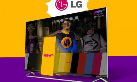 NOW TV Smart TV LG