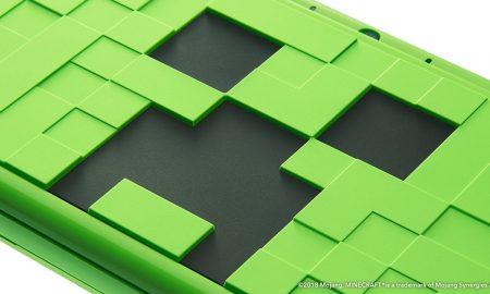 Nintendo 2DS XL Minecraft