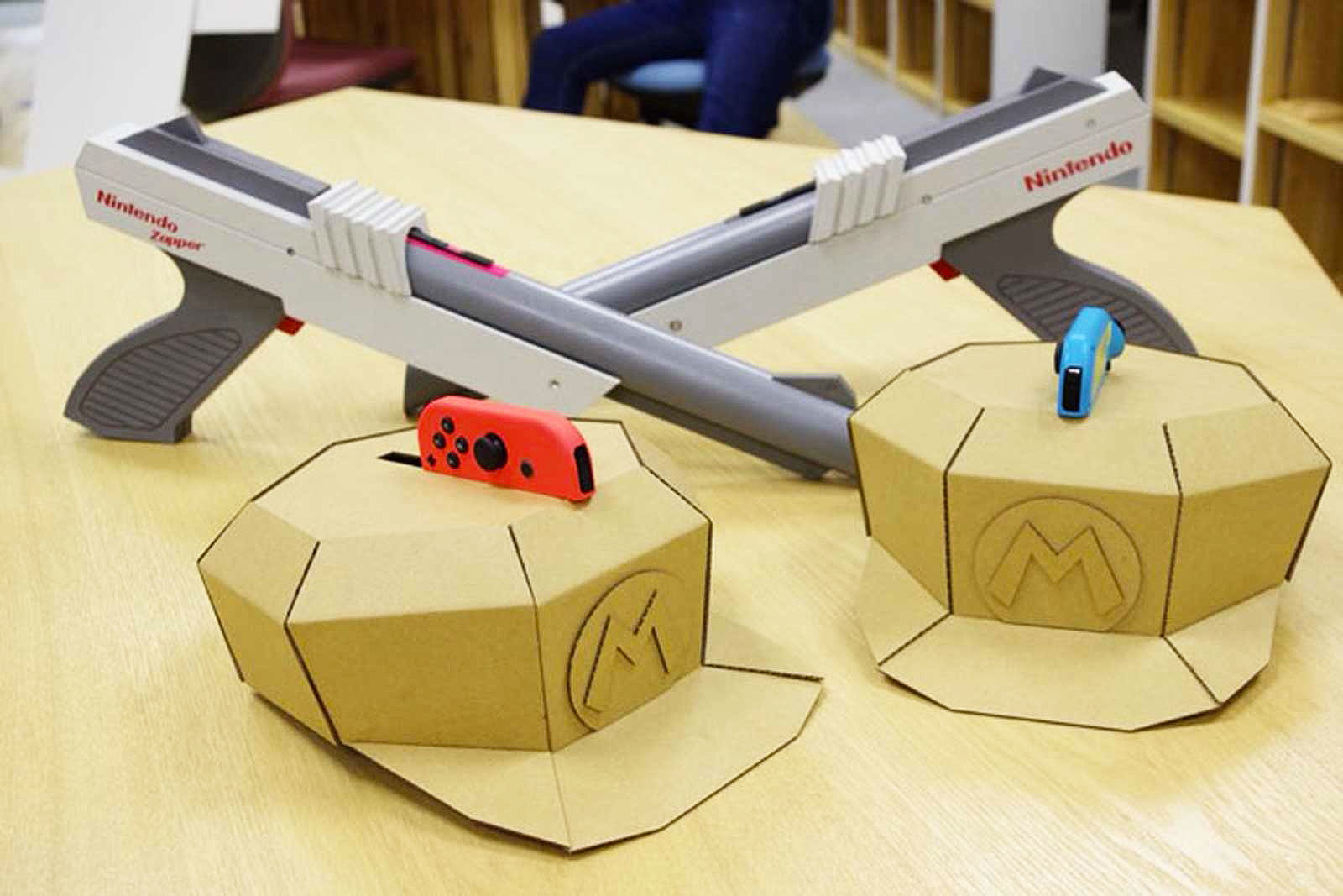 Nintendo Switch Labo laser tag